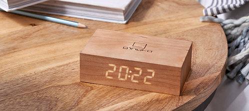 G003C15 - Flip Click Clock - Cereza