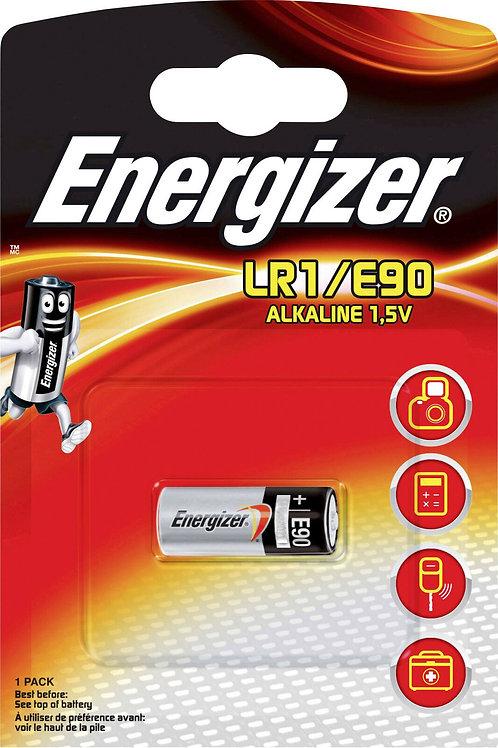 1 x LR1 / E90 Energizer 1,5V Pila Alcalina