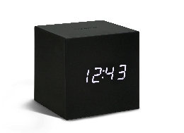 GK18BK - Gravity Click Clock - Negro