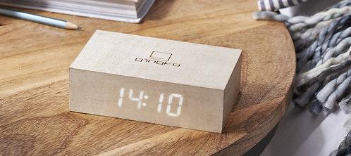 G003M13 - Flip Click Clock - Arce