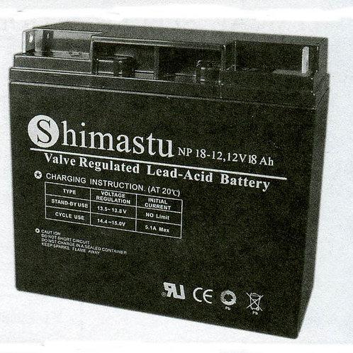 Shimastu batería plomo NPH 12V 18Ah