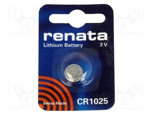 Cr1025 Litio Renata