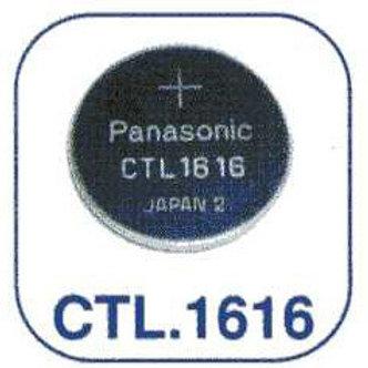 Acumulador relojería Casio CTL1616