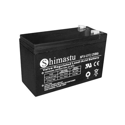 Shimastu batería plomo NPH 12V 9Ah