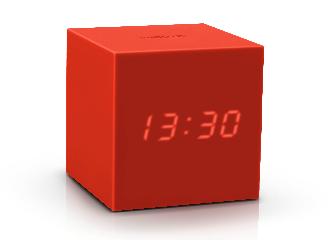 GK18RD - Gravity Click Clock - Rojo