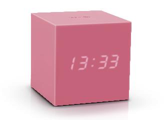 GK18PK - Gravity Click Clock Rosa