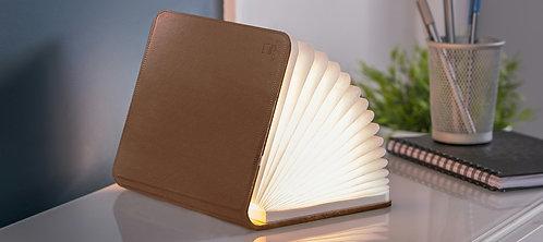 Smart Book Light Cuero Marrón Grande GK12L2