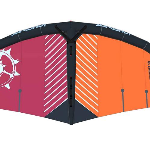 2021 Slingshot Slingwing V2 4.4 orange