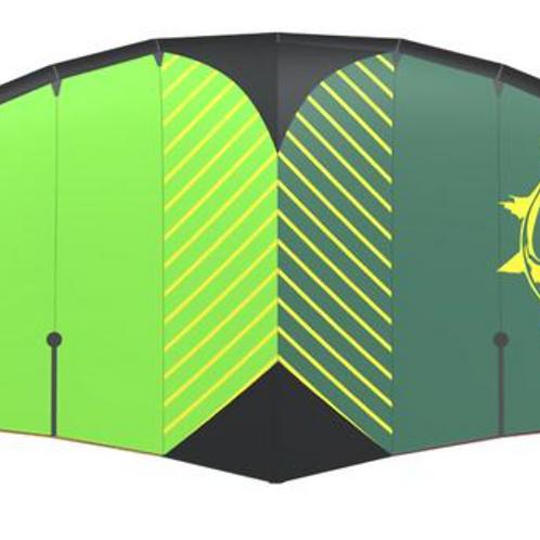 2021 Slingshot Slingwing V2 4.0 green