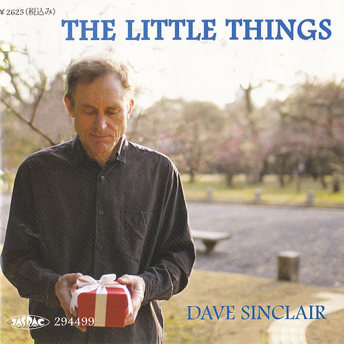 THE LITTLE THINGS  Japanese Version