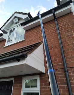 John's Window & Gutter Cleaning | Domestic Gutter Cleaning | Kingswinford | Wombourne | Wordsley | Kinver | Stourbridge