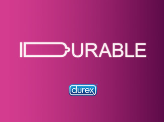 Durex TYPOGRAPHY