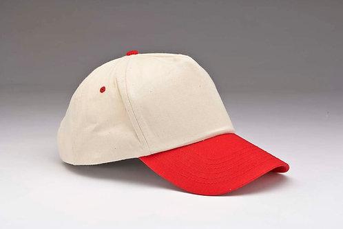 EC03 Natural Cotton Crown RED_NATURAL