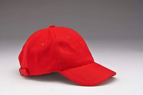 EC16 Melton Wool RED