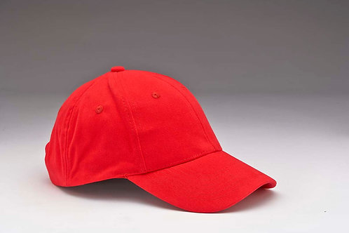 EC26 Promotional Heavyweight Brushed Cotton RED