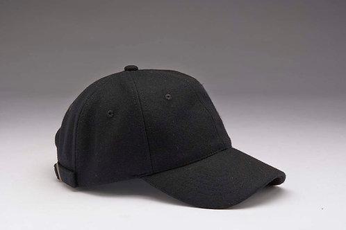 EC16 Melton Wool BLACK