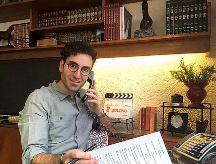 Fernando Zuloaga CEO y fundador de Zolki