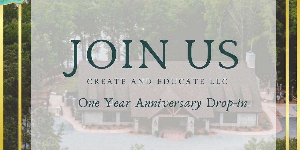 The Collaborative One Year Anniversary Celebration