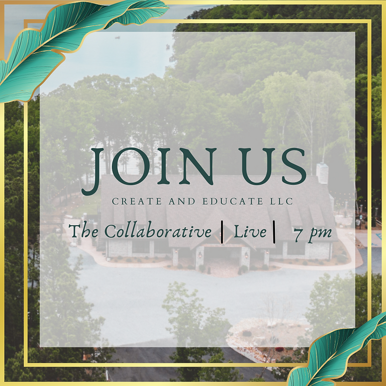The Collaborative Broadcasting Live at 7 pm