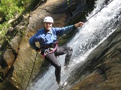 Canyoning-Banos-Ecuador