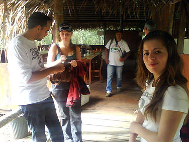 Siona Ecuador Cuyabeno Amazon Lodge