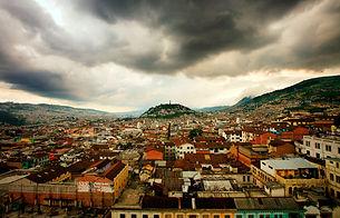 Quito Ecuador el Panecillo