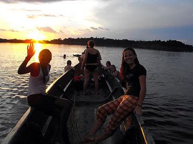 Siona Ecuador Cuyabeno Amazon Lodge