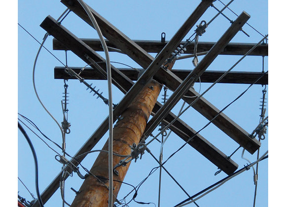 Electrified by the Lines and Negative Space of Power