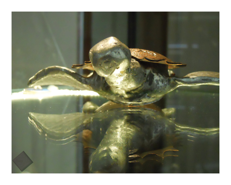 Pewter Tortuga