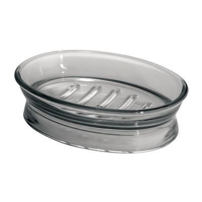 Franklin Soap Dish Smoke