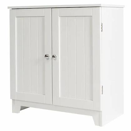 Contemporary Country Double Door Cabinet