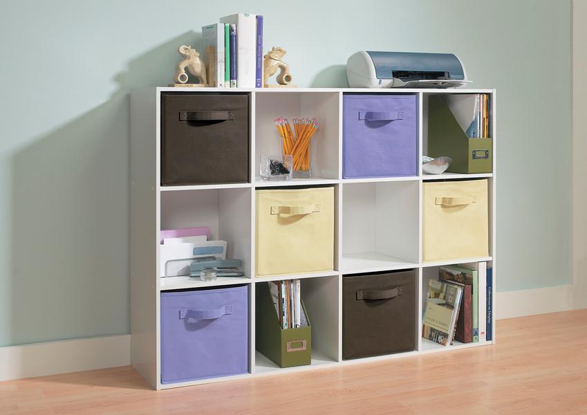 12 Cube Organiser