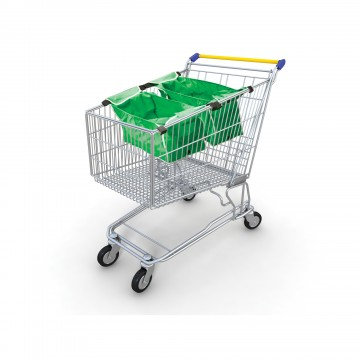 in cart grocery bags