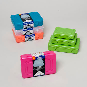 Storage & Craft Containers 3pc Set (small)