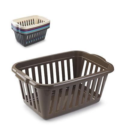 Rectangular laundry basket ASSORT ELEGANCE