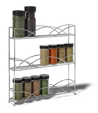 Countertop 3 Tier Spice Rack