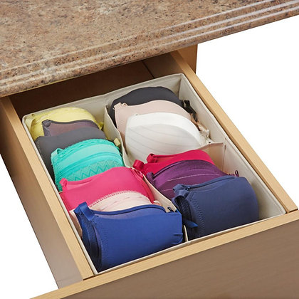 4 Compartment Drawer Organiser