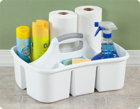 It's the Little Things: Challenge 14- Streamline Your Cleaning Supplies