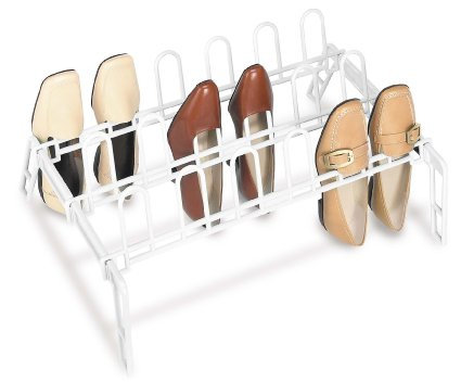 Floor Shoe Rack- 9 Pair