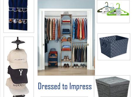 Mood Board: Dressed to Impress