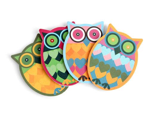 Emery Board Owl