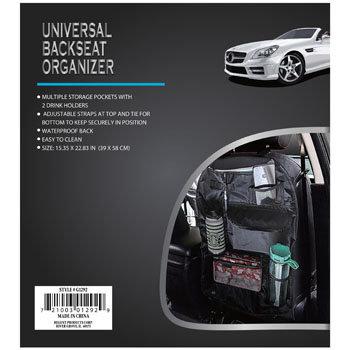 Universal Backseat Organiser