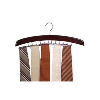 Dark Walnut Tie Hanger
