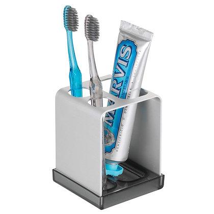 Metro Aluminum Toothbrush Holder