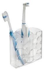 Pebblz Toothbrush Holder