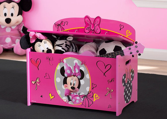 Deluxe Toy Box Minnie