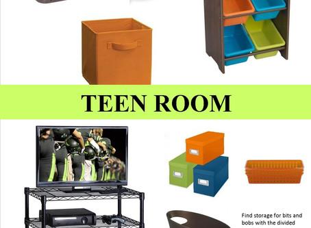 Mood Board: Teen Room