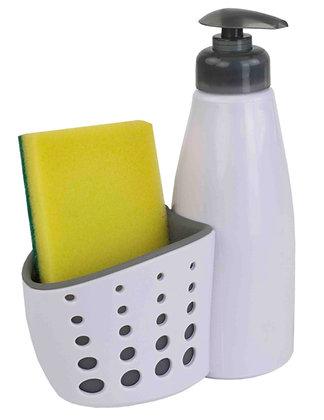 Soap Dispenser with Sponge Holder