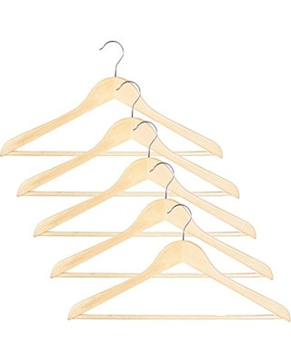 Imperial Suit Hangers with Rib Bar s/5