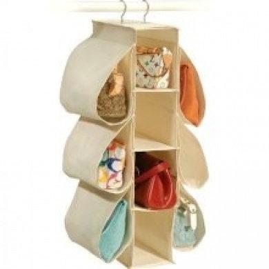 Canvas Handbag Organiser
